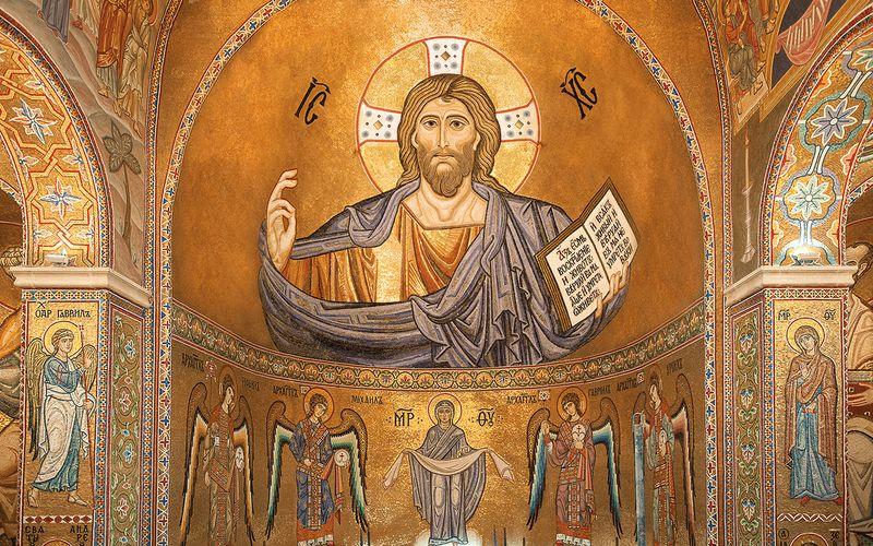 Византийская мозаика - особенности этой техники