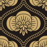 Векторный индийский орнамент