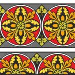 Средневековый бордер