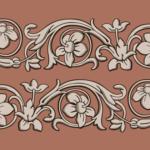 Европейский орнамент эпохи ренессанса